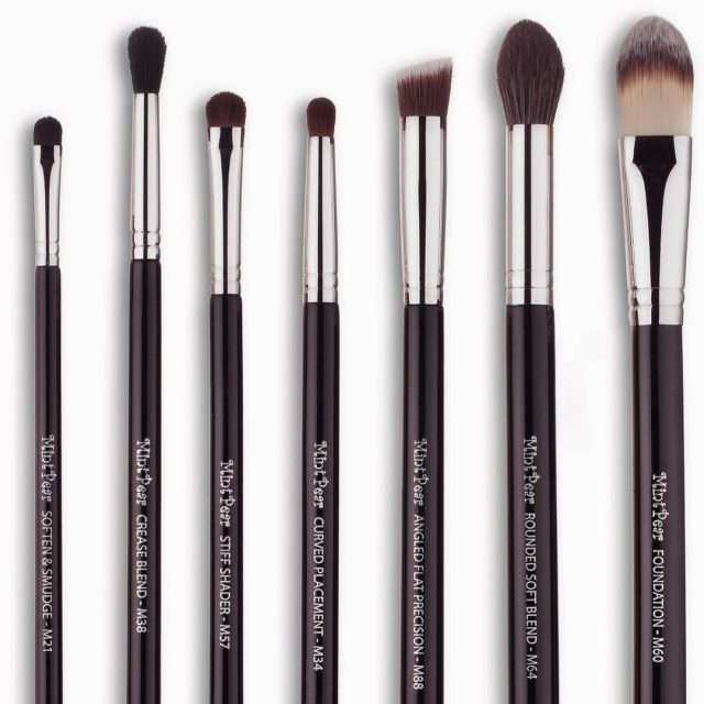 MintPear Makeup Brush Sets are now available and selling quickly!hellip